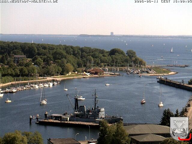 Webcam Lübecker Bucht