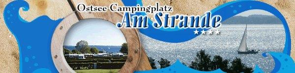 Ostsee Campingplatz Am Strande