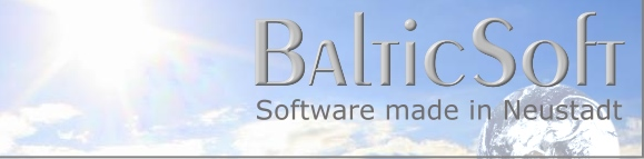 BalticSoft - Software made in Neustadt