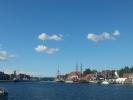 Spätsommer im Neustädter Hafen