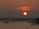 Sonnenuntergang vor Pelzerhaken am 03-10-2014 (11)