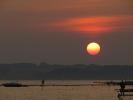 Sonnenuntergang vor Pelzerhaken am 03-10-2014 (12)