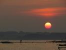 Sonnenuntergang vor Pelzerhaken am 03-10-2014 (13)