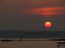 Sonnenuntergang vor Pelzerhaken am 03-10-2014 (14)
