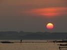 Sonnenuntergang vor Pelzerhaken am 03-10-2014 (15)