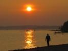 Sonnenuntergang vor Pelzerhaken am 03-10-2014 (1)
