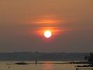 Sonnenuntergang vor Pelzerhaken am 03-10-2014 (4)