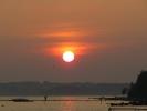 Sonnenuntergang vor Pelzerhaken am 03-10-2014 (5)