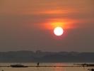 Sonnenuntergang vor Pelzerhaken am 03-10-2014 (6)