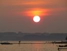 Sonnenuntergang vor Pelzerhaken am 03-10-2014 (7)