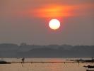 Sonnenuntergang vor Pelzerhaken am 03-10-2014 (8)