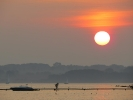 Sonnenuntergang vor Pelzerhaken am 03-10-2014 (9)